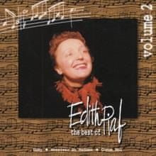 Piaf Edith: The Best of 2 - CD