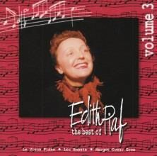 Piaf Edith: The Best of 3 - CD