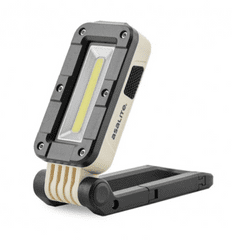 Asalite reflektor, polnilni, 3 W+3 W ASAL0161