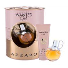 Azzaro Wanted Girl - woda perfumowana 50 ml + mleczko do ciała 100 ml