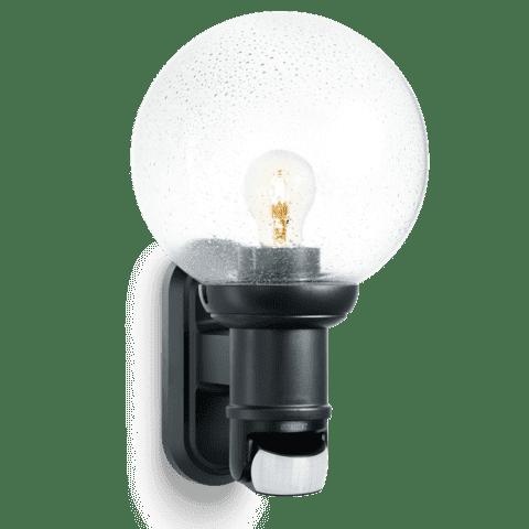 STEINEL Zunanja senzorska svetilka L 560 S Črna