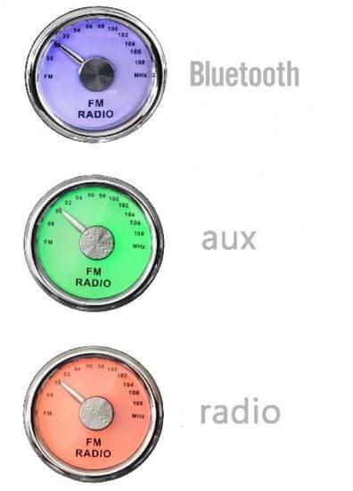 Silva Schneider MONO1975 radio, Bluetooth