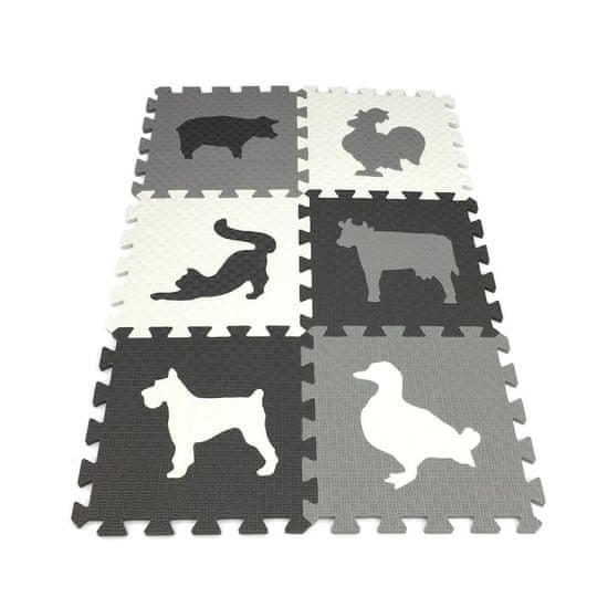 Toyformat Penový koberec MAXI EVA zvieratká III