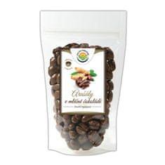 Salvia Paradise Arašídy v mléčné čokoládě (Varianta 150 g)