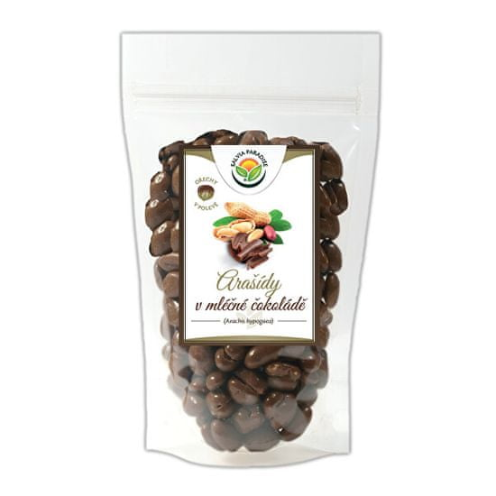 Salvia Paradise Arašídy v mléčné čokoládě