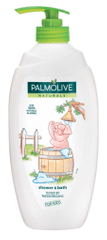Palmolive Naturals otroški gel za prhanje, 750 ml