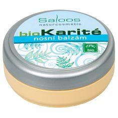 Saloos Bio Karité balzám - Nosní 19 ml