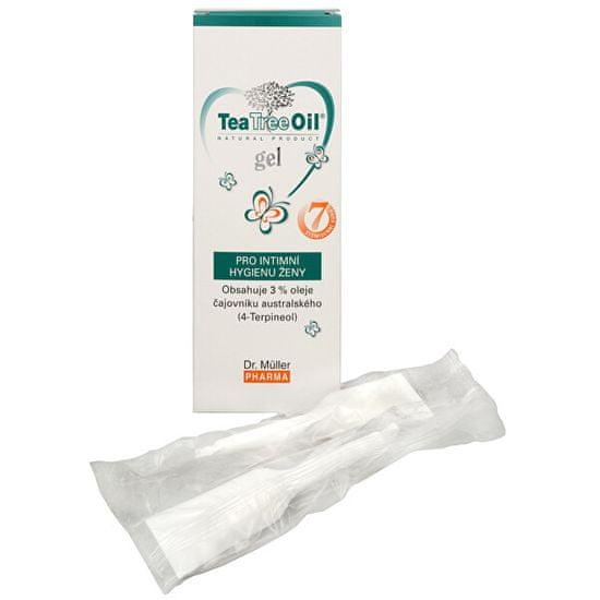 Dr. Müller Tea Tree Oil vaginálny gél 7x7, 5 g