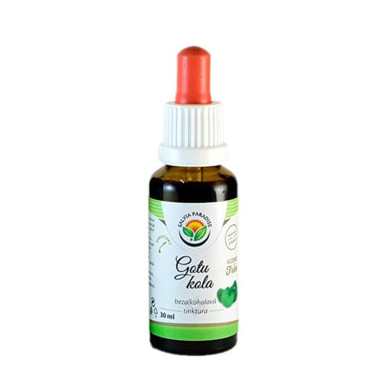 Salvia Paradise Gotu kola - Pupečník AF tinktura