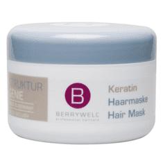 Berrywell Maska na vlasy s keratinem Struktur Geine 201 ml