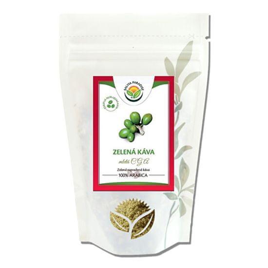 Salvia Paradise Zelená káva mletá CGA