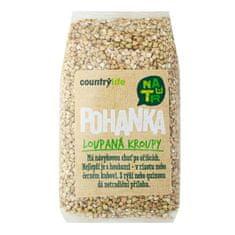 Country Life Bio Pohanka loupaná kroupy 500 g