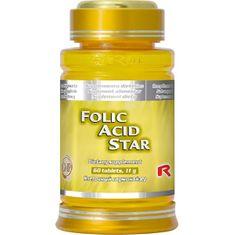 Starlife FOLIC ACID STAR 60 tbl.