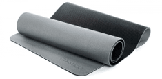 Gymstick Pro joga blazina, mat sivo-črna