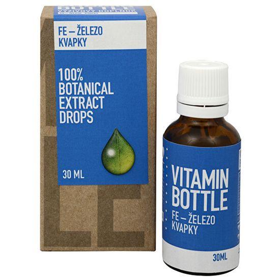 Vitamin-Bottle Fe – železo 30 ml