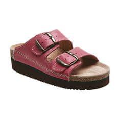 SANTÉ Zdravotní obuv dámská N/25/C30/H/K/CP světle červená (Velikost 39)