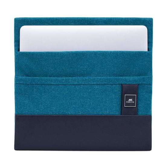 """RivaCase torba za prenosnik, 33.8 cm (13.3""""), modra (8803)"""