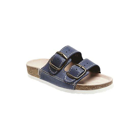 SANTÉ Zdravotná obuv detská D / 202/86 / BP modrá
