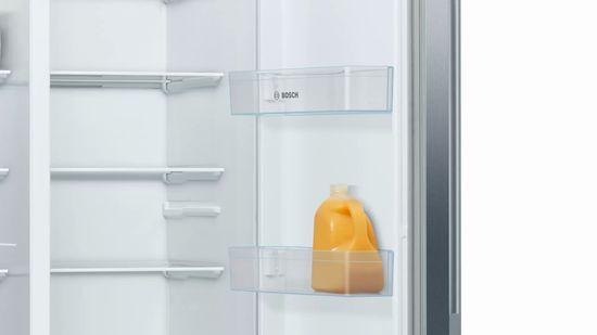 Bosch KAN93VIFP ameriški hladilnik, 179 x 91 cm, nerjaveče jeklo