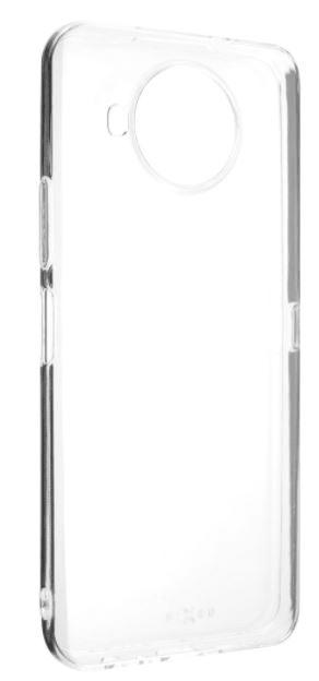 FIXED TPU gelové pouzdro pro Nokia 8.3, čiré FIXTCC-539