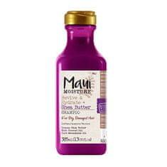 Maui oživující šampon + Shea Butter pro zničené vlasy 385 ml