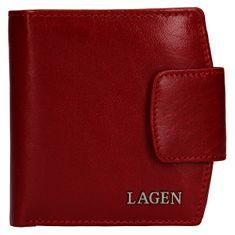 Lagen Női bőr pénztárca 50465 Red