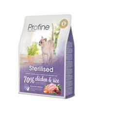 Profine Cat Sterilized 2 kg + 300 g