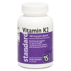 Natural Vitamín K2 60 kapslí