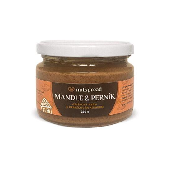 Nutspread Mandlový krém s perníkem