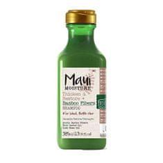 Maui posilující šampon pro slabé vlasy + bambusové vlákno 385 ml