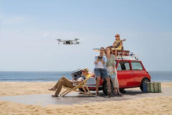 DJI Mavic Mini 2 dron