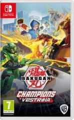 Warner Bros Bakugan: Champions of Vestroia igra (Switch)