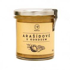 Natu Arašidový krém s kokosom 300 g