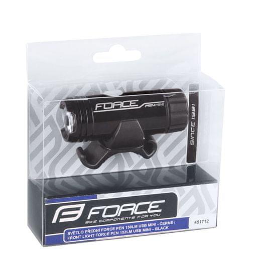 Force Světlo FORCE PEN Mini s USB nabíjením