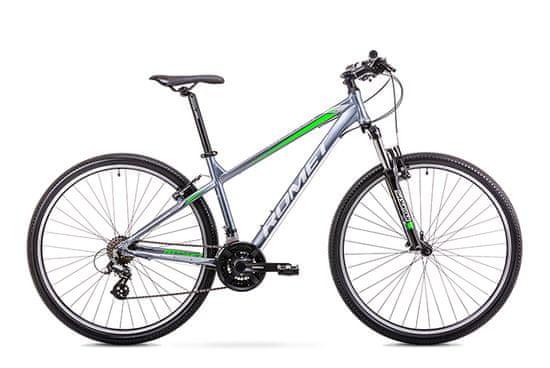 Romet Rambler R9.0 gorsko kolo, grafitno zelen, M-17