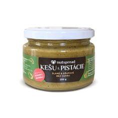 Nutspread Pistáciový krém s kešu, mandlemi a solí Nutspread (Varianta 250 g )