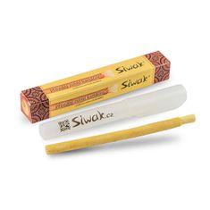 Siwak Prírodná zubná kefka + puzdro
