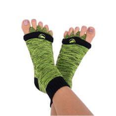 Pro nožky Adjustačné ponožky GREEN (Veľkosť XL)
