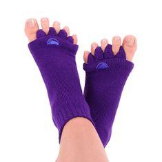 Pro nožky Adjustačné ponožky PURPLE (Veľkosť L)