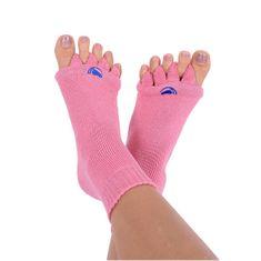 Pro nožky Adjustačné ponožky PINK (Veľkosť M)