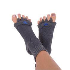 Pro nožky Adjustačné ponožky CHARCOAL (Veľkosť XL)