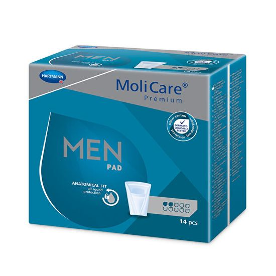 MoliCare MoliCare® Men 2 kapky savost 330 ml 14 ks