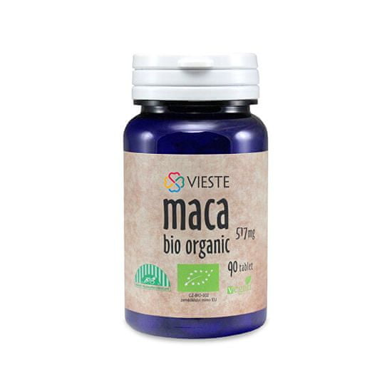 Vieste group Maca BIO Organic 90 tablet