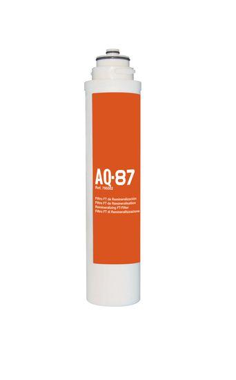Aqua Shop AQ 87 - filtrační vložka pro navýšení pH vody a mineralizaci