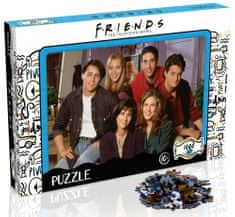 Winning Moves puzzle Apartament Friends, 1000 elementów