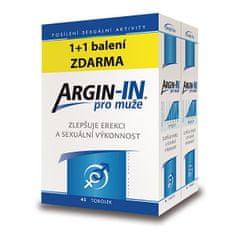 Simply you Argin-IN pro muže 45 tobolek + Argin-IN 45 tobolek zdarma