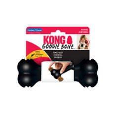 KONG Extreme Goodie Bone igrača za pse, M, črna