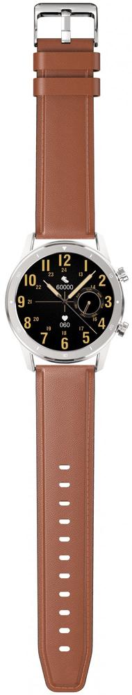 Aligator Watch PRO (Y80), Silver - rozbaleno
