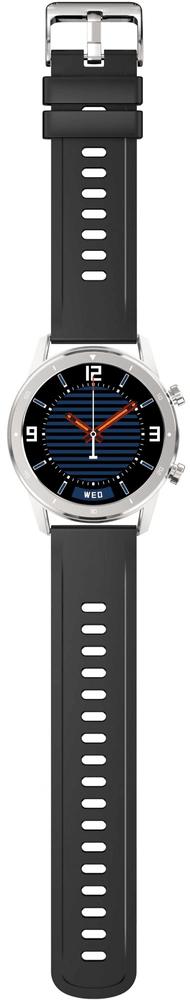 Aligator Watch PRO (Y80), Silver - zánovní