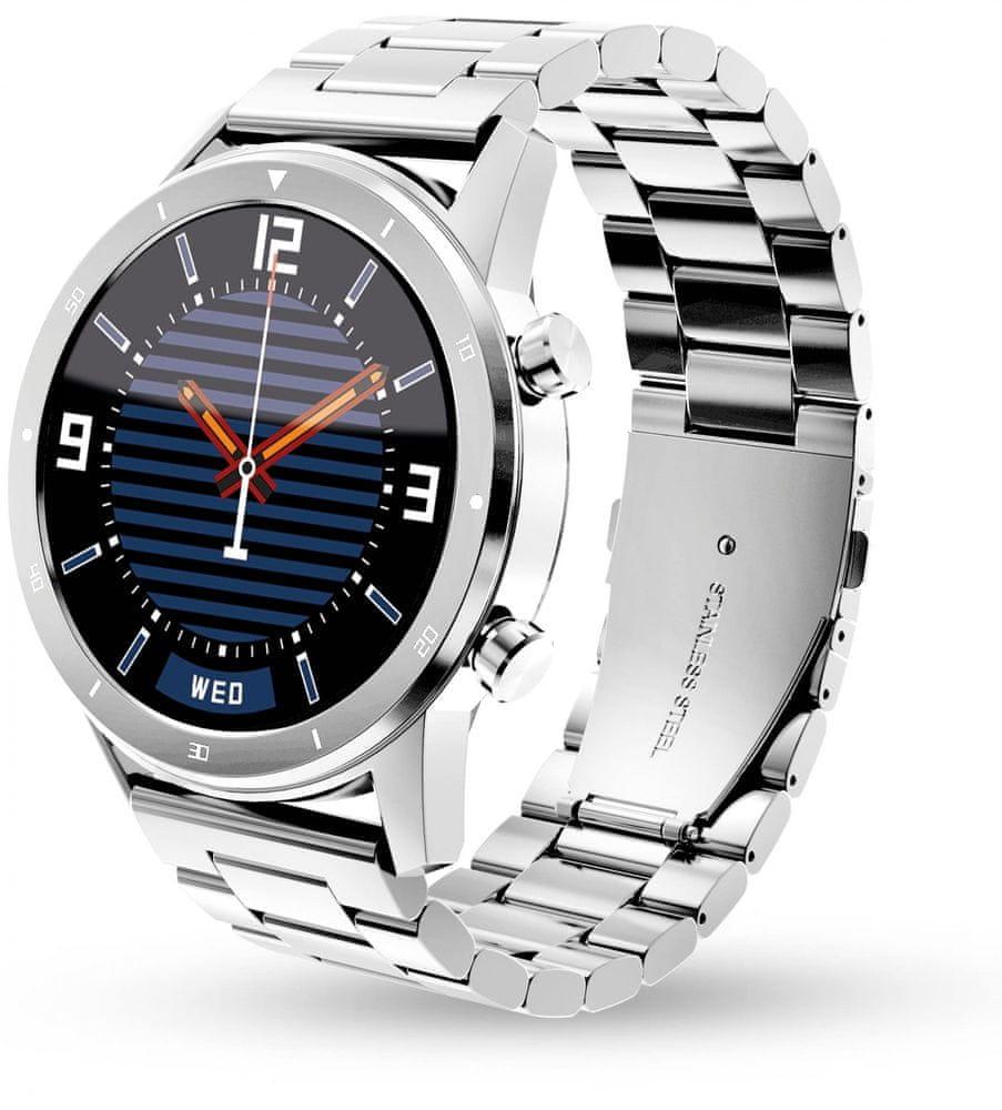 Aligator Watch PRO (Y80), Silver - použité